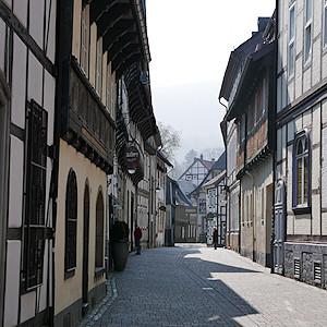 Goslar Altstadt: Unesco Weltkulturerbe
